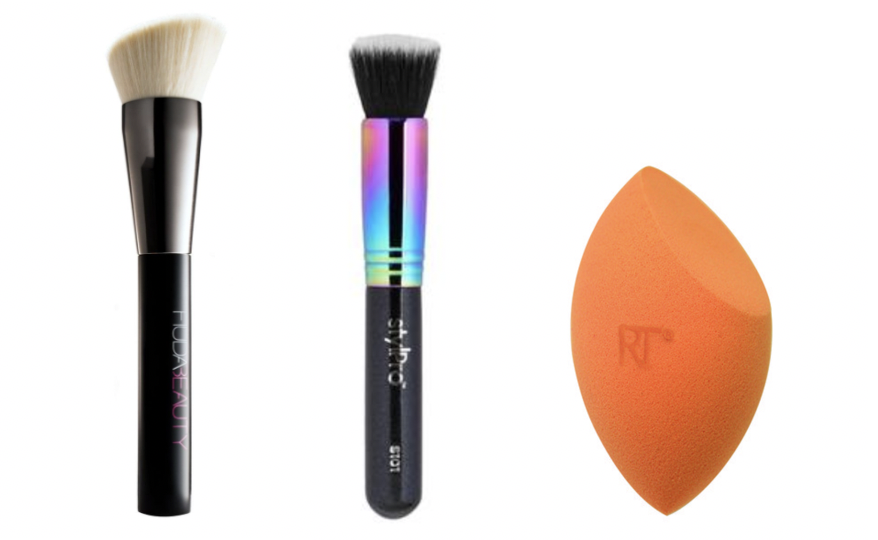 the best foundation brushes