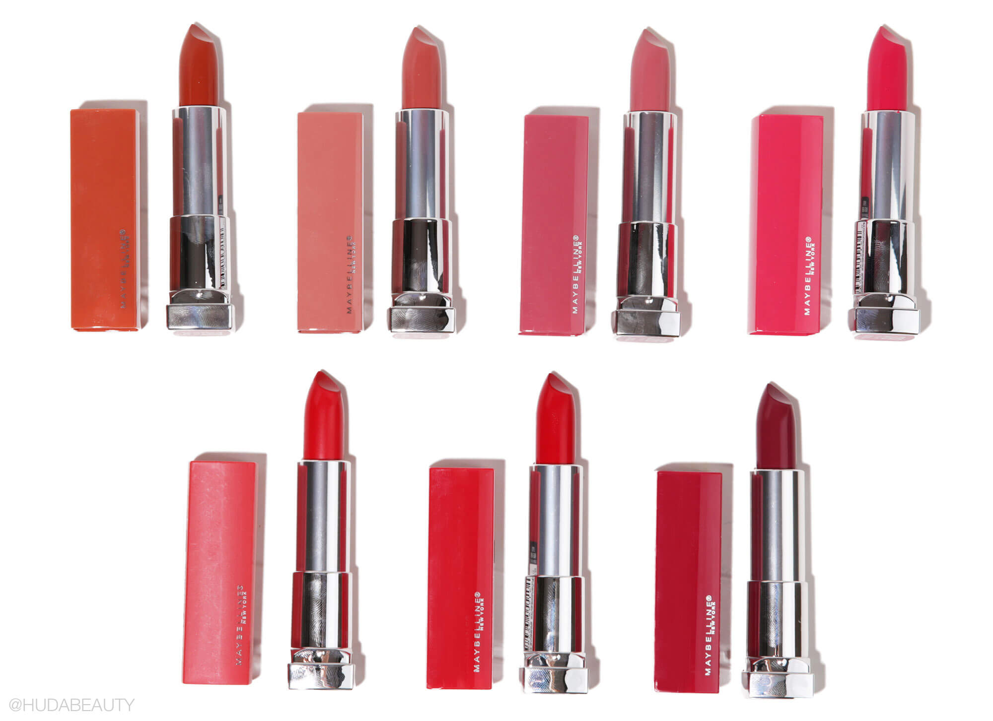 Maybelline Made For All Lipstick review