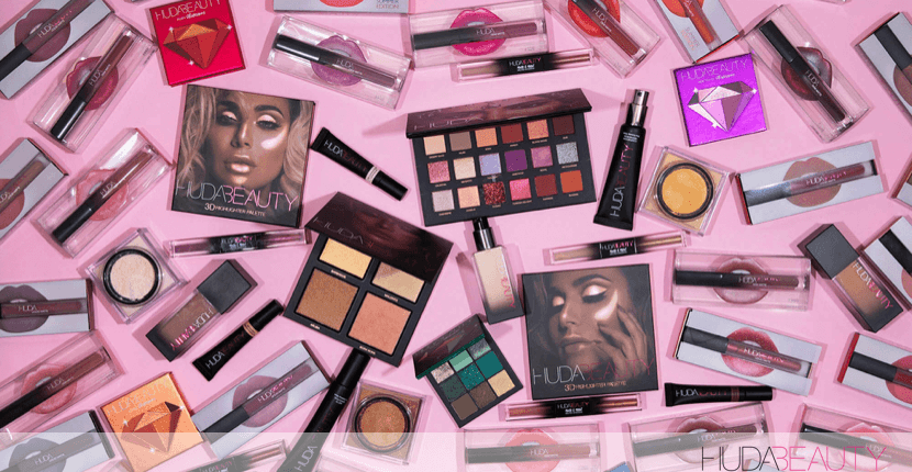 Enter Our Melted Shadows Challenge To Win The Ultimate Huda Beauty Makeup Kit Blog Huda Beauty