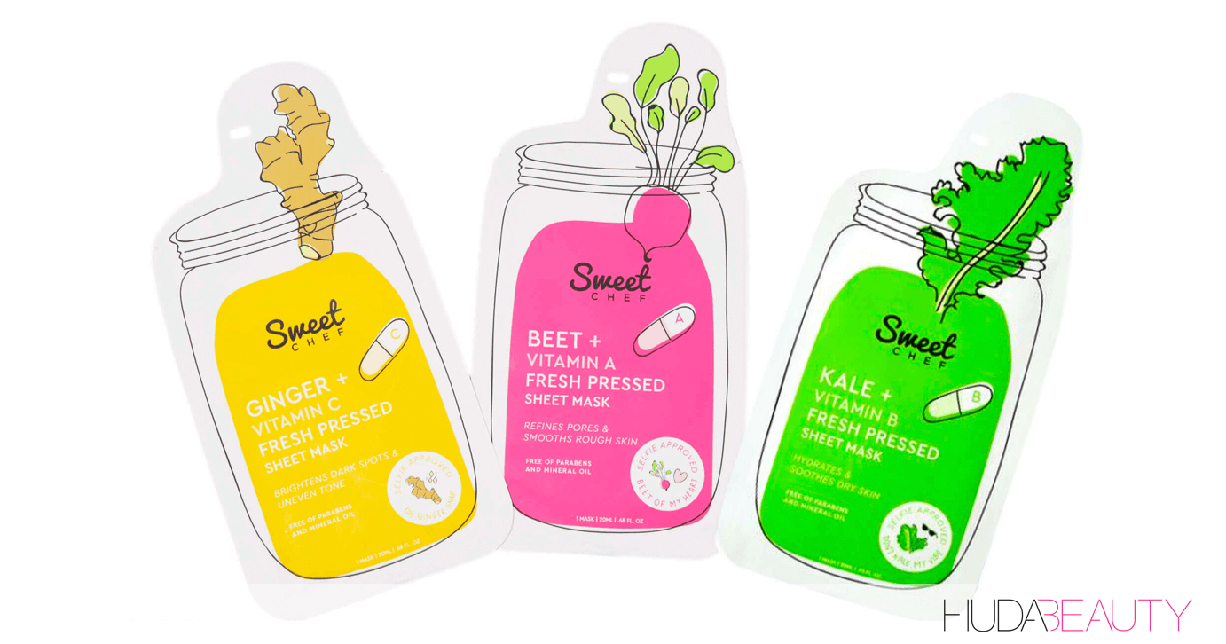 Drugstore Of The Week: Our Fave K-Beauty Brand Just Launched $4 Sheet Masks