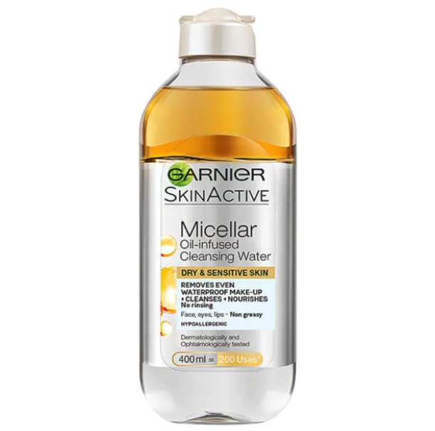 Garnier Micellar oil-infused cleansing oil
