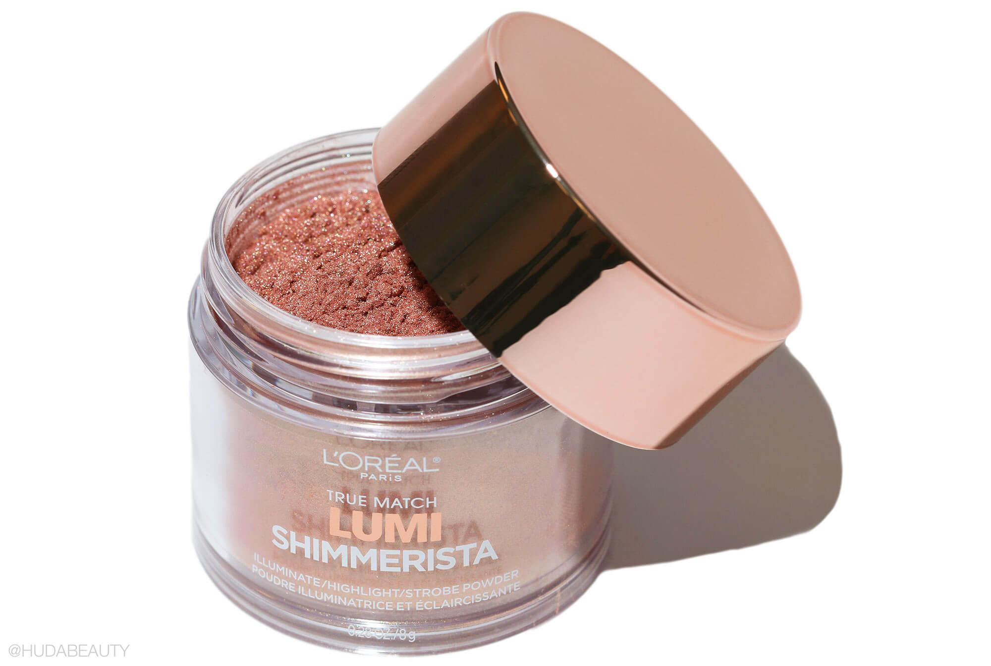 shimmer powder