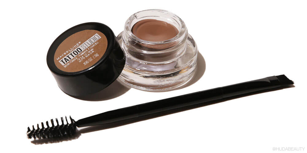 Maybelline TattooStudio Brow Pomade review
