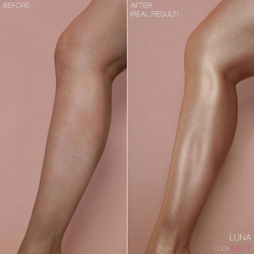 Huda Beauty N.Y.M.P.H. Luna