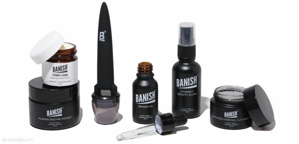 the Banish Starter Kit