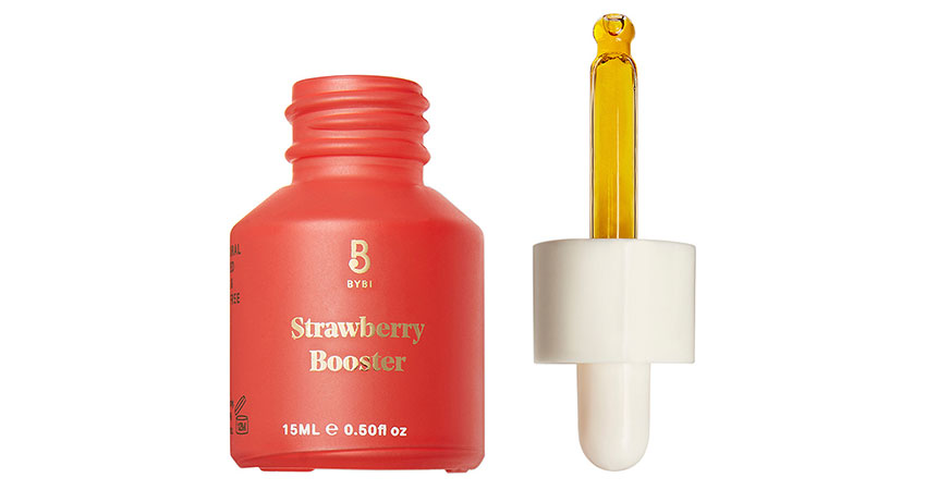 BYBI 100% Cold Pressed Strawberry Seed Oil