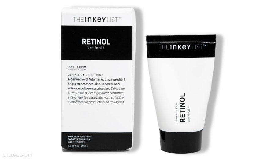 drugstore retinol