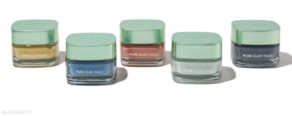 drugstore clay masks