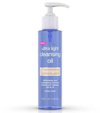 Neutrogena Cleansing Oil