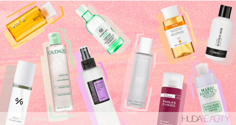 10 Toners That Will Fix Every Type Of Skin Issue