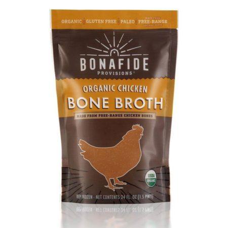 bone broth for good skin