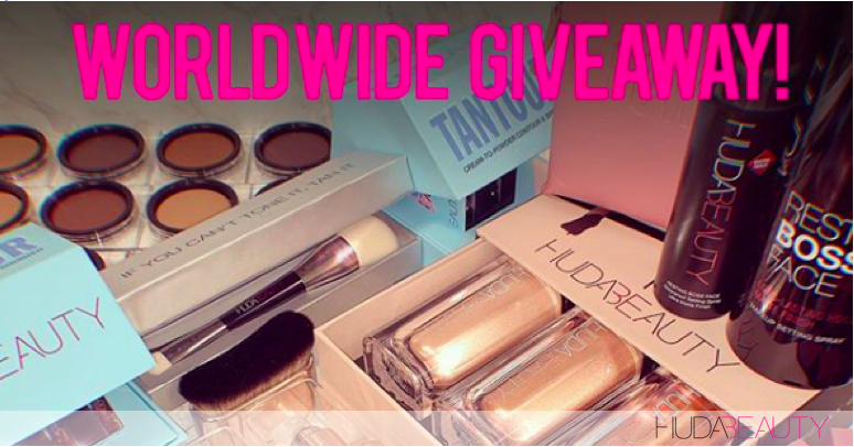 The Winners Of Our Worldwide Giveaway Revealed