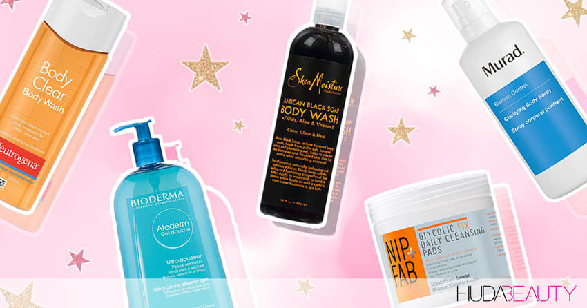5 Products That Will Take Down Booty Spots & Bacne