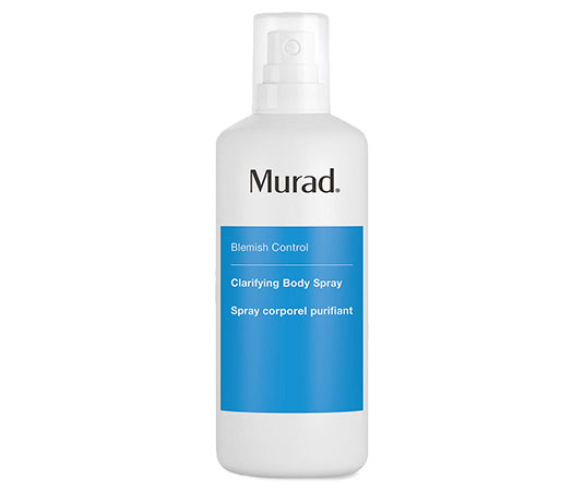 Murad body spray