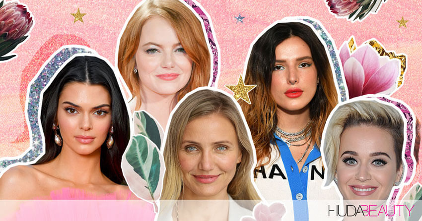 5 Things Celebs Use To Treat Their Acne