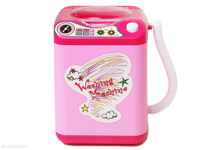 mini washing machine beauty blender cleaner