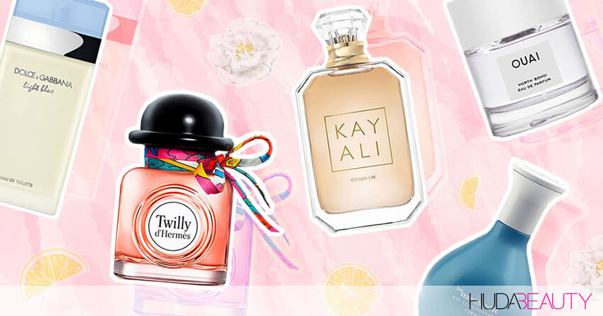 5 Sexy Summer Fragrances We're Obsessed With