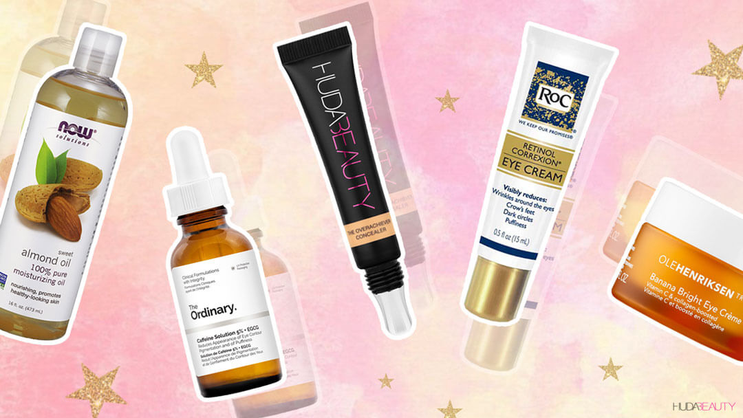 Products for dark circles