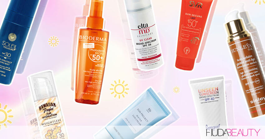 Our All-Time Fave Sunscreens For Face And Body