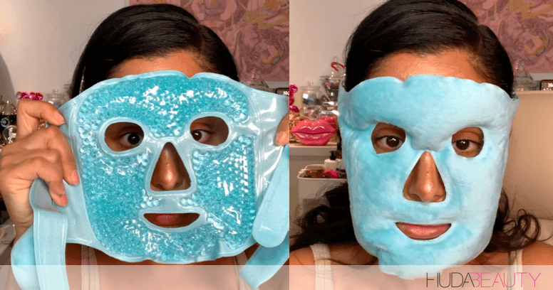 This $16 Cooling Mask Is The Best Thing To Use Before Makeup