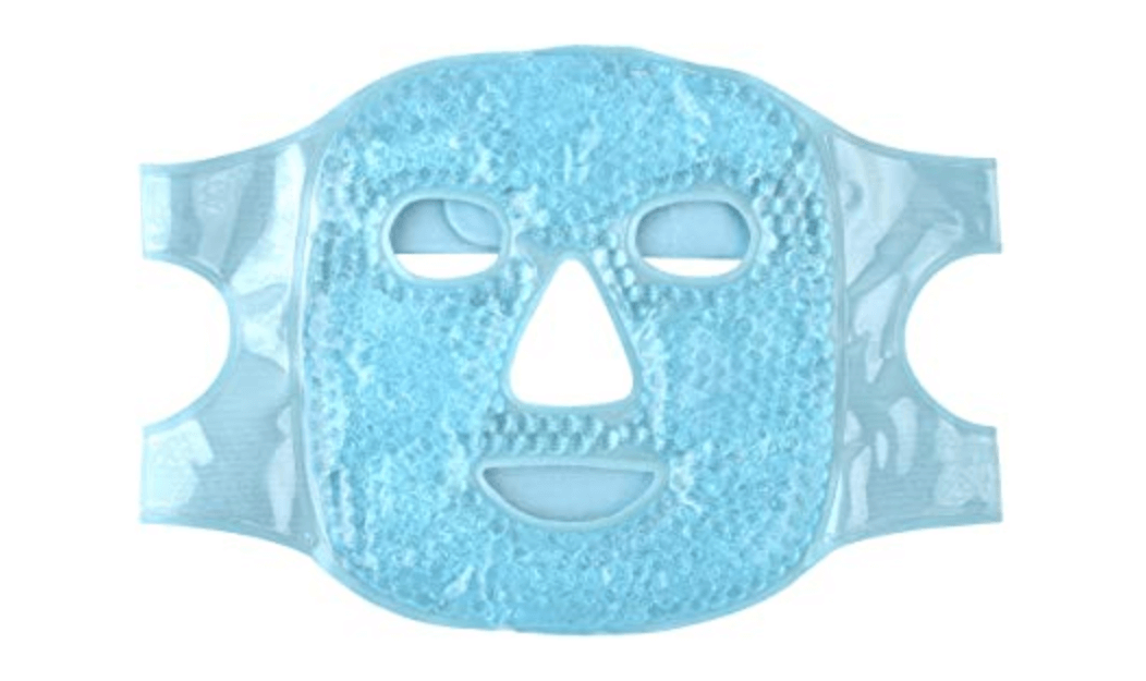 cooling face mask