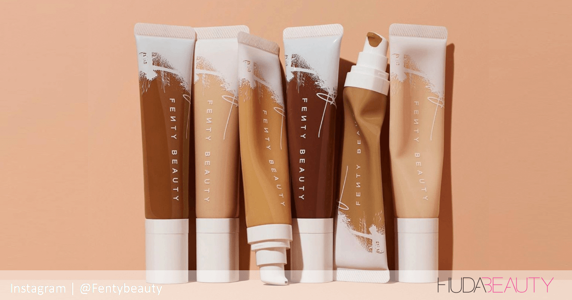 Our Full Review Of Fenty S New Pro Filt R Hydrating Foundation Blog Huda Beauty