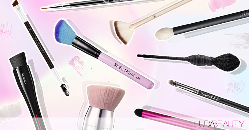Your Ultimate Guide To Makeup Brushes & Our Fave Brushes