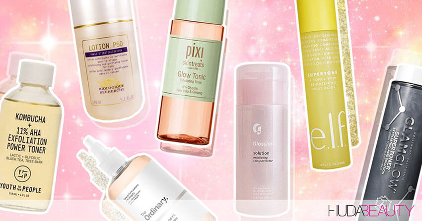7 Exfoliating Toners That'll Give You the Glowiest Skin