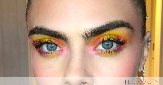 This Is The Prettiest Makeup Look We've Seen This Year