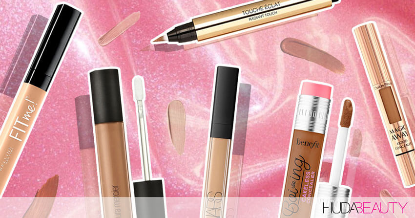 The Best 6 Lightweight Concealers We've Ever Tried