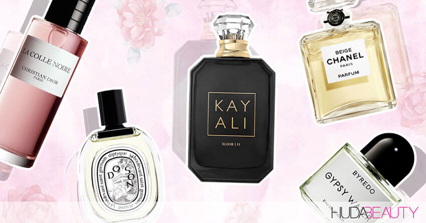 My 5 Favorite Fragrances Of ALL Time