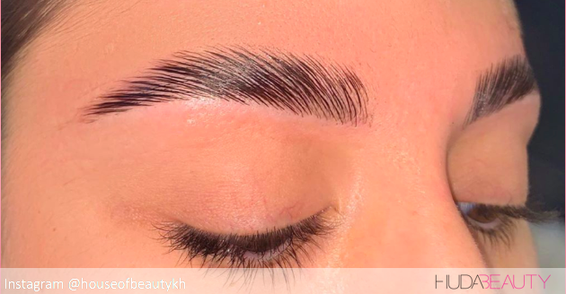 Brow Lamination Is The Cheaper (And Better?) Alternative To Microblading