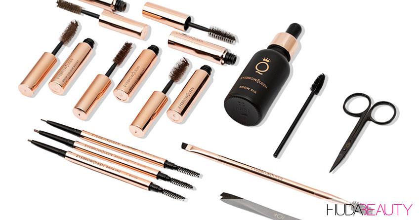 We Tried All The NEW Eyebrow Queen Brow Products!