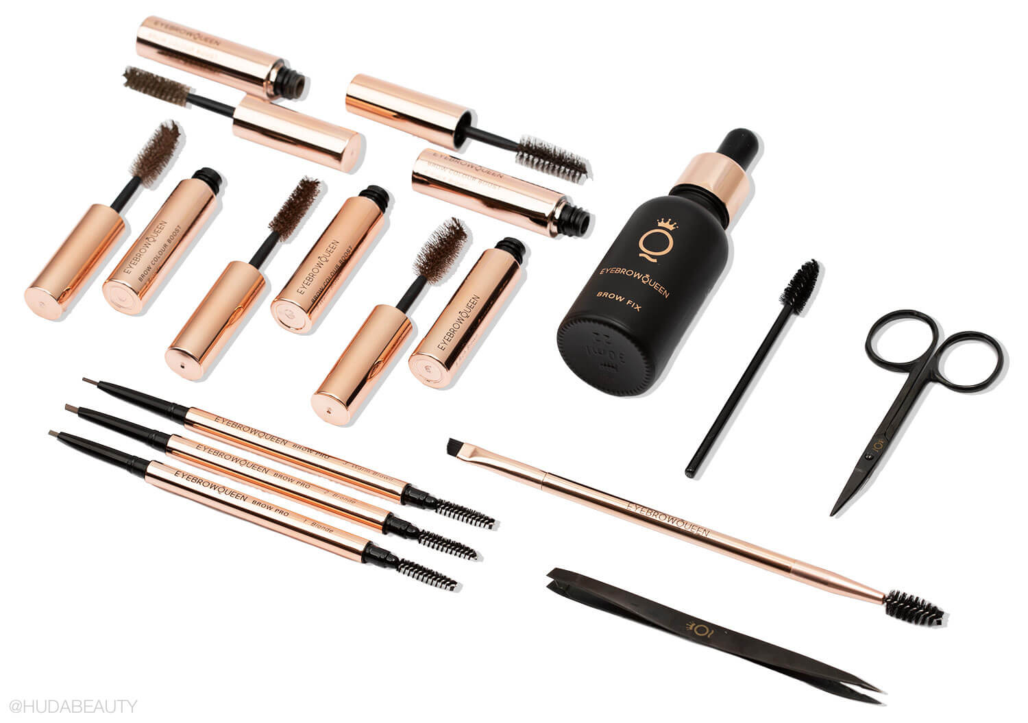 eyebrow queen review