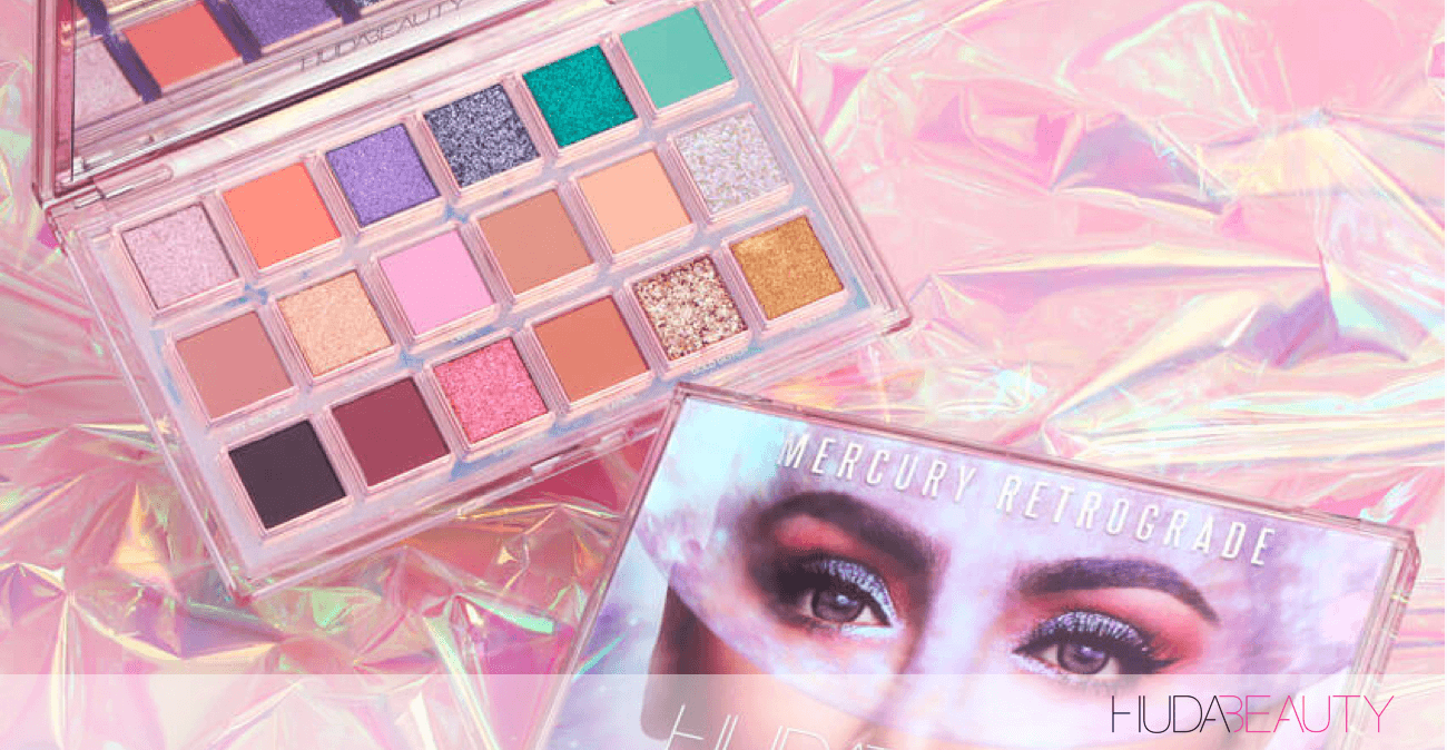 Mercury Retrograde: Our Most Stunning Palette Ever!