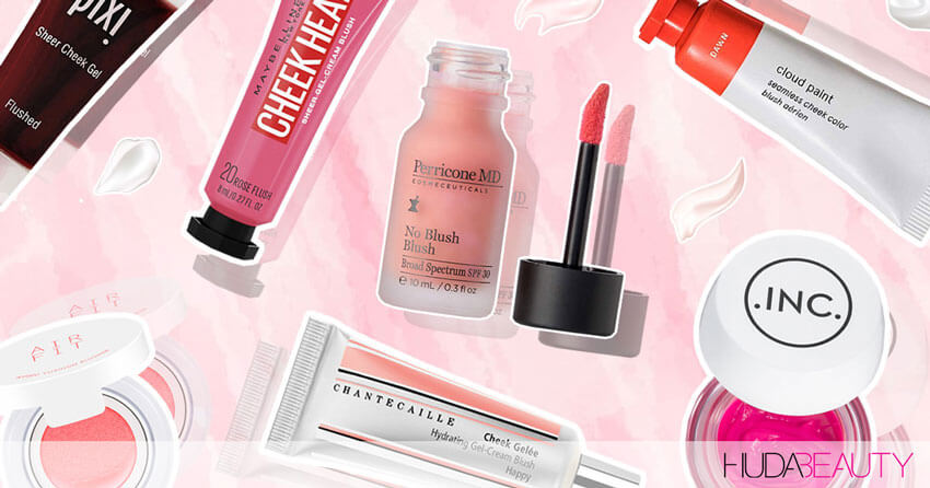 7 Gel-Cream Blushes That Give The Prettiest Natural Glow