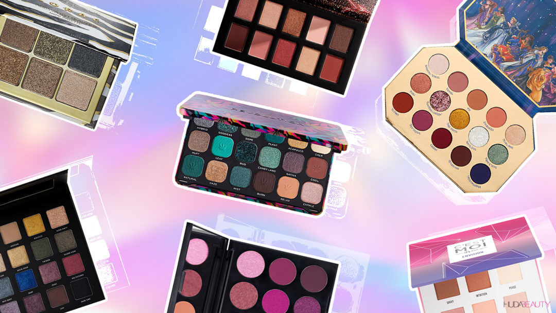 Drugstore Eyeshadow Palettes