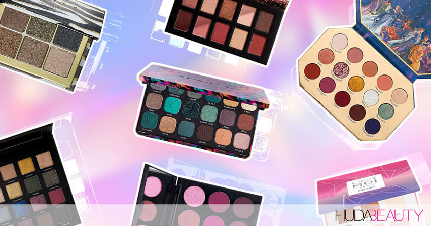 7 New Drugstore Eyeshadow Palettes Worth Your $$$