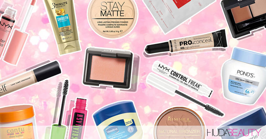15 Bomb Drugstore Beauty Products Under $5