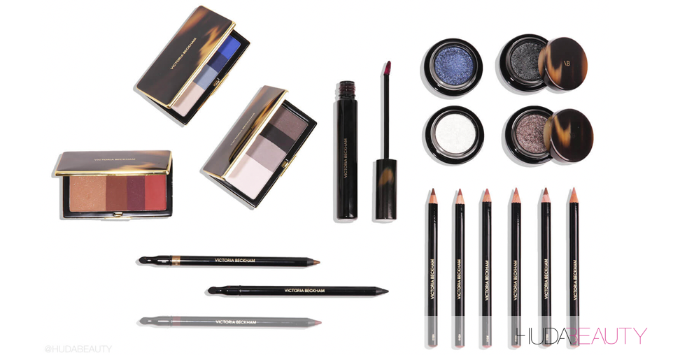 Victoria Beckham's Makeup Collection Just Blew My Mind