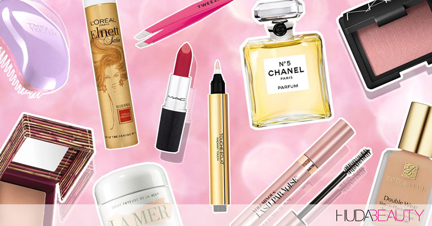 The Most ICONIC Beauty Products Of All Time!