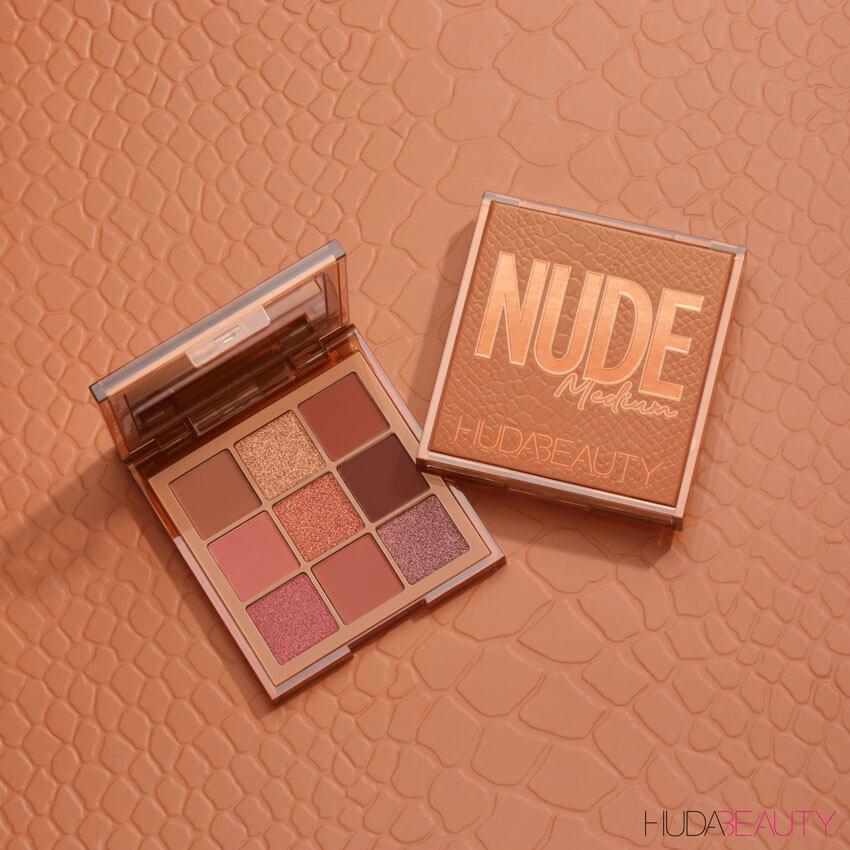 Huda Beauty NUDE Medium Obsessions