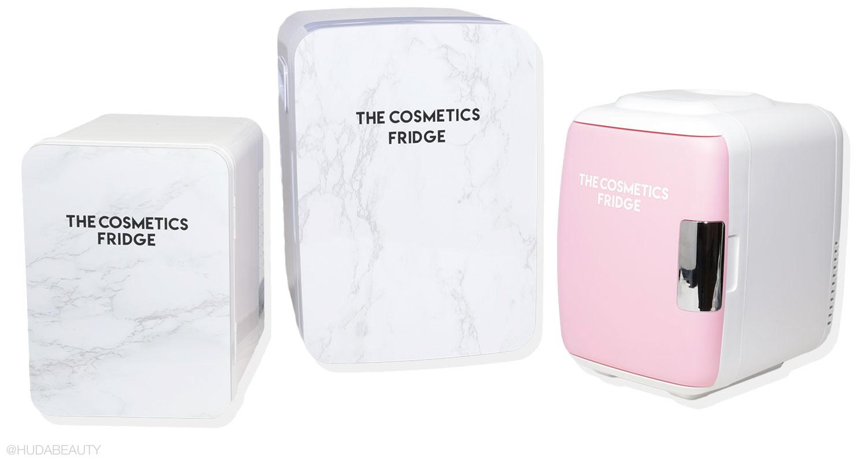 cosmetics fridge
