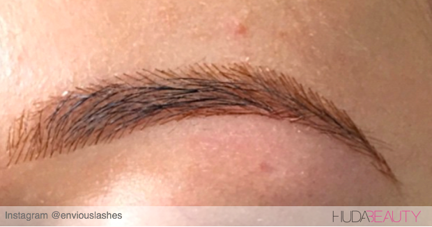 Thin, Sparse Brows? Brow Extensions Are The Ultimate Solution