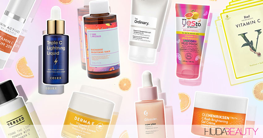 10 Budget Vitamin C Products That Fight Dull, Textured Skin