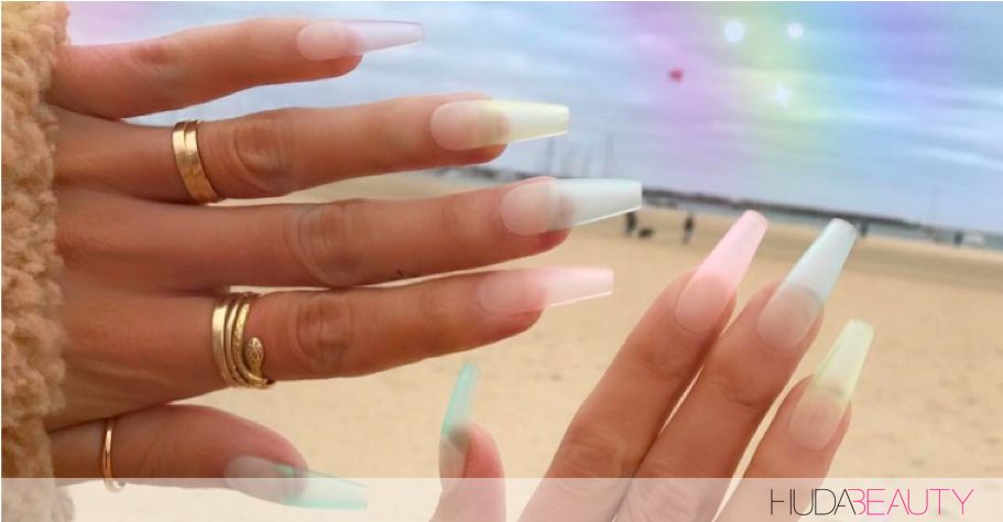 Sea Glass Nails Are The Next BIG Nail Trend You Have To Try