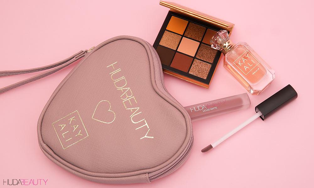 Huda Beauty X Kayali Love Kit