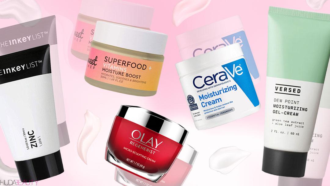drugstore moisturizers