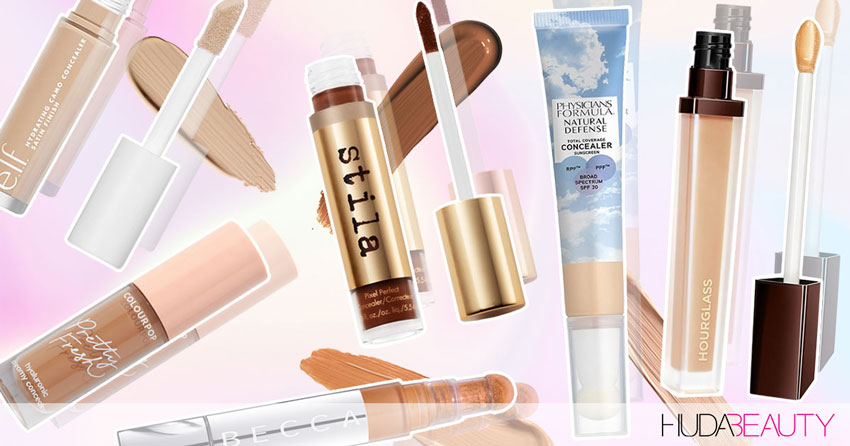 6 New Concealers You Need On Your Radar - From $6!!