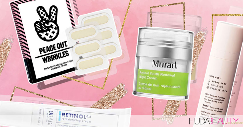 Why You Need Retinol In Your Routine + 4 Bomb New Formulas